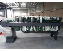 污水压滤机/工业压泥机/除渣机